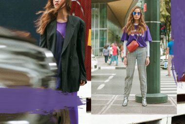 How to Wear Ultra Violet, Pantone Color of the Year