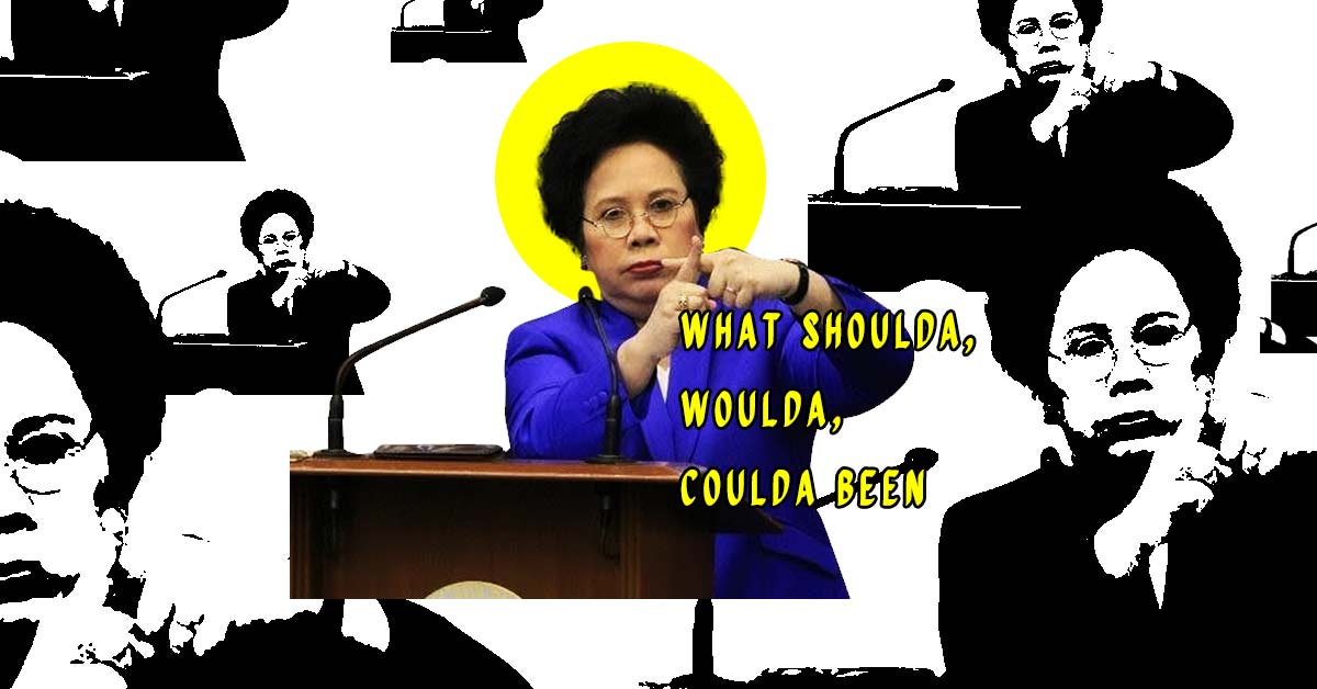 A Tribute to the Late Miriam Defensor Santiago