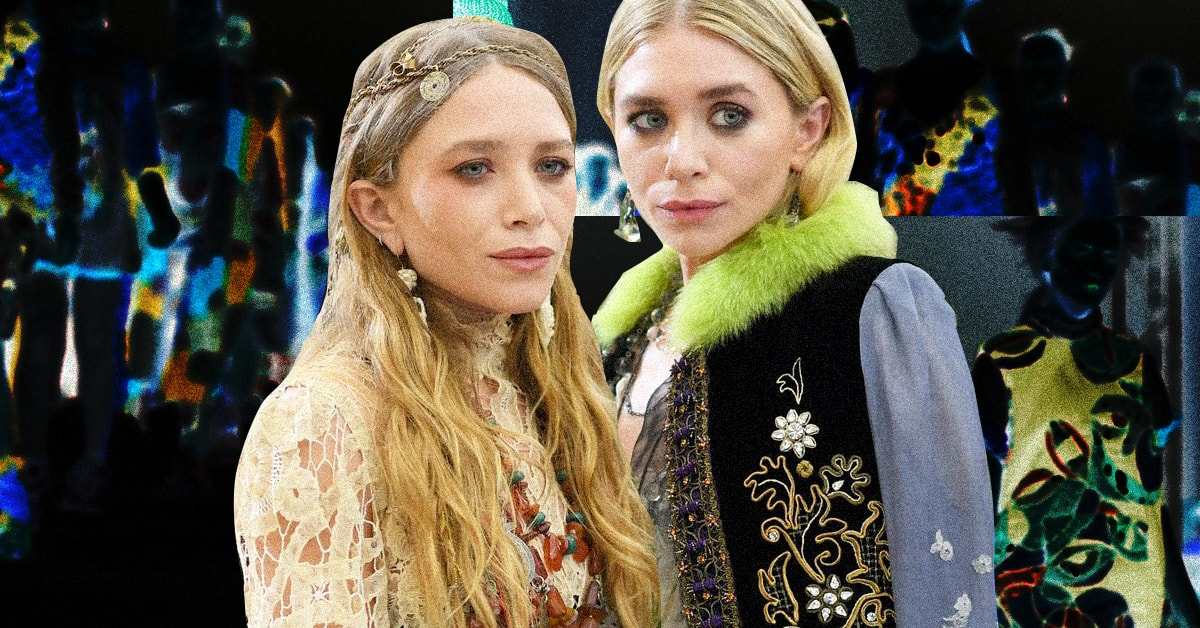 What If These Brands Collaborated With The Olsen Twins?