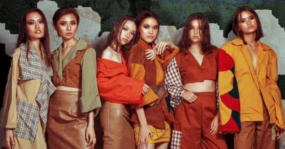 Diverse Asian Beauty at Farah Models Anniversary Shoot