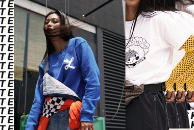 Skater Girl Style Fashion Editorial: