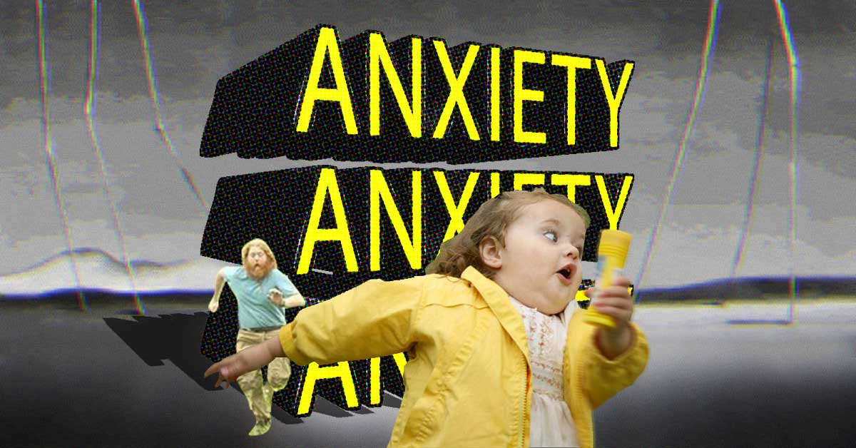 What is Anxiety and Why People Who Suffer From It Just Can't Get Over It