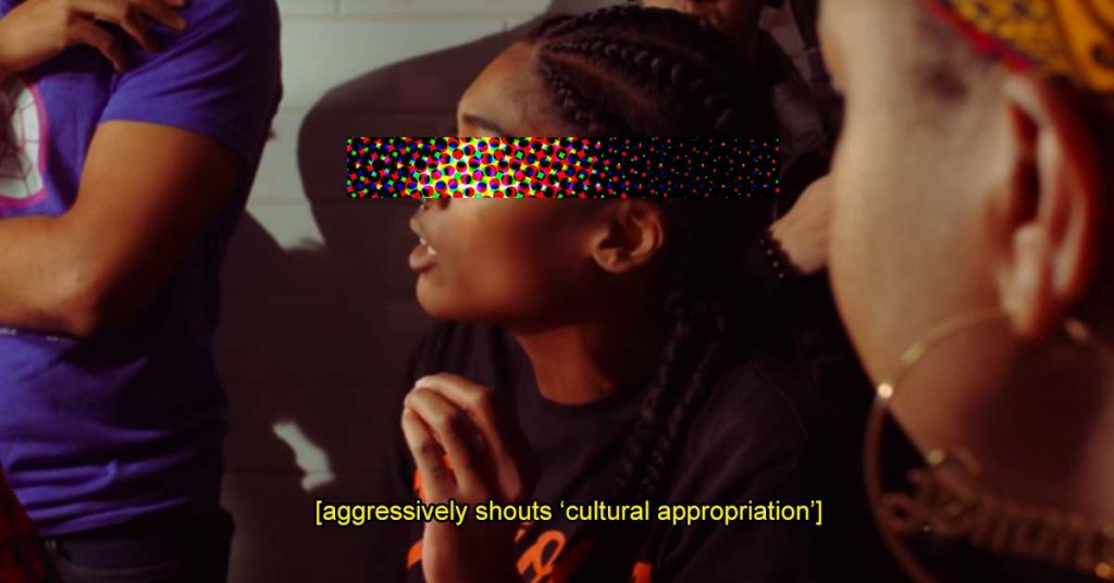 """Please Stop Shouting """"Cultural Appropriation!"""" At Everything"""