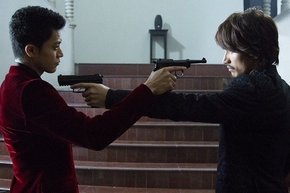 Jerry Yan in Lupin III