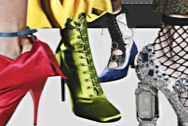 What's Party Season Without the Perfect Party Shoe?