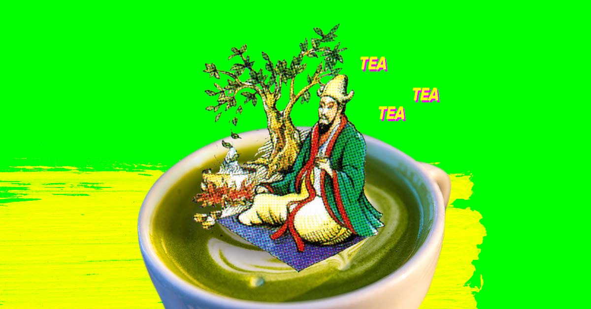 The Different Types of Tea & What They Do for You