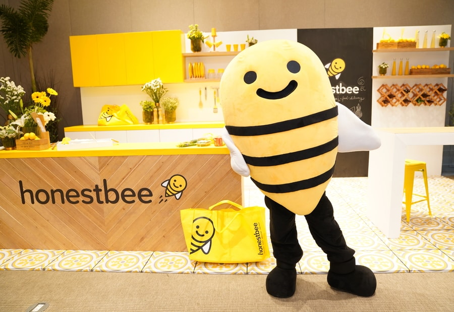 time-saving app-honestbee