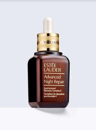 Estee Lauder Advanced Night Repair Serum - What's On NYC-Based Model Hye Won Jang Beauty Counter? | Wonder