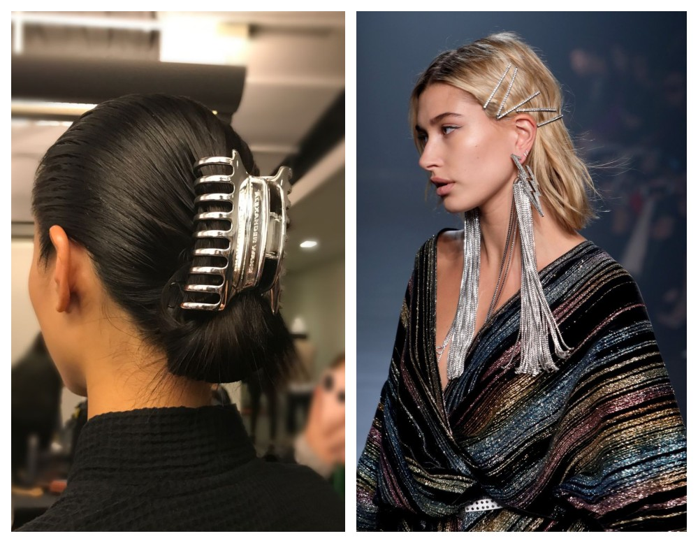 Well E-clipped - Ugly Pretty Looks We Want to Wear from the FW 2018 Runways | Wonder