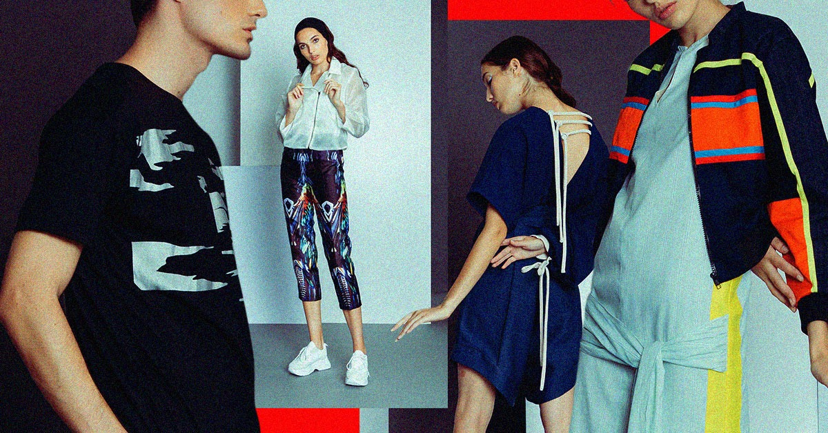 A Fashion Editorial feat. Zalora's Emerging Designer Collections