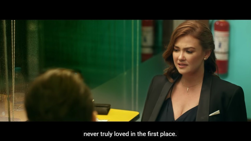 Scene 2 - Exes Baggage Poses Three Heartbreaking Questions | Wonder