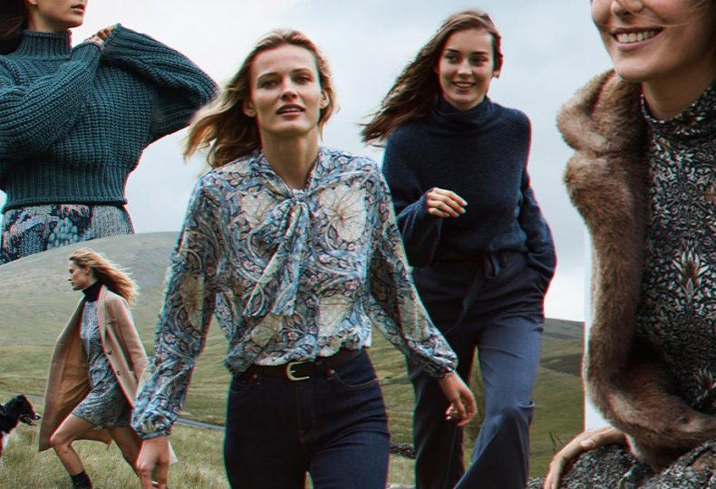 The H&M X Morris & Co. Collection Is Here