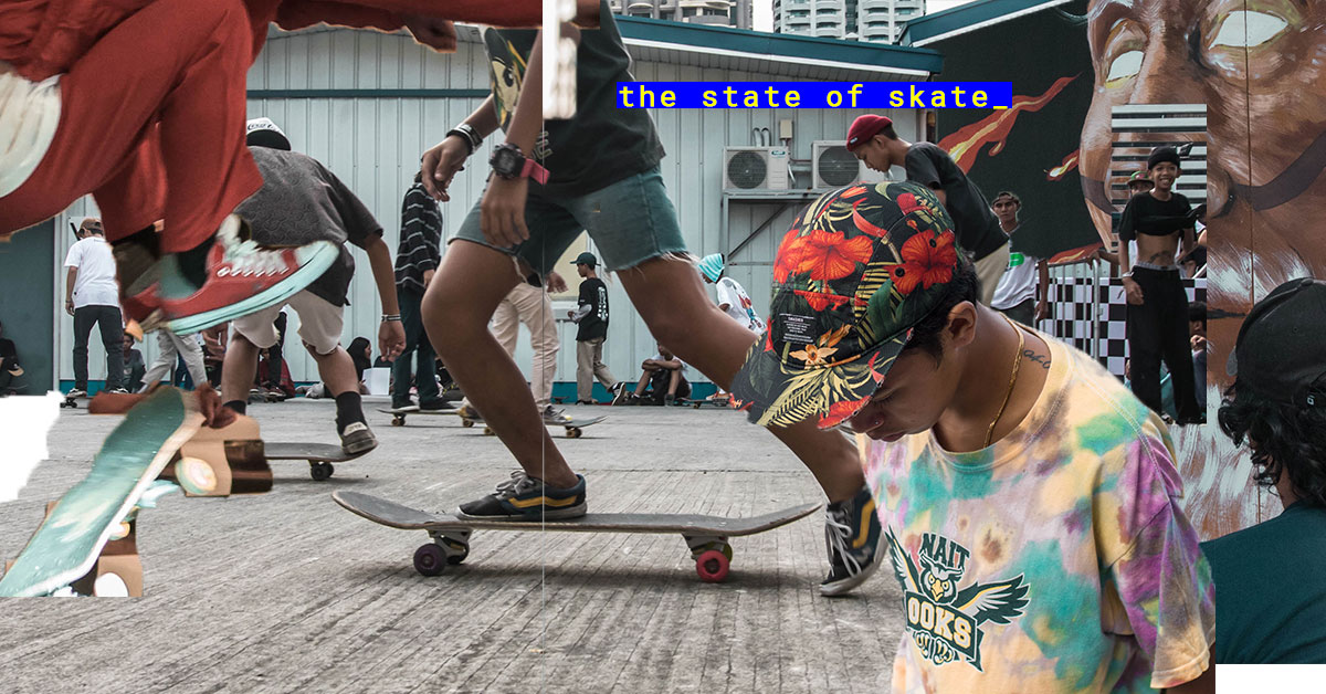 The State of Skate in the Philippines
