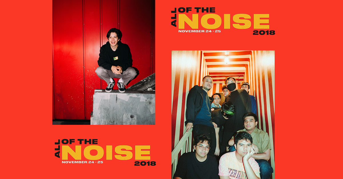All of the Noise 2018: Here Are the Acts We Can't Wait to See
