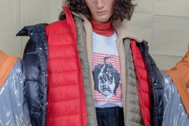 Baby, It's Cold Outside: A Fashion Editorial   Wonder