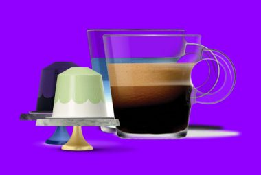 Nespresso's Paris-Inspired Limited Edition Coffees X Chef Puey's French Pastries
