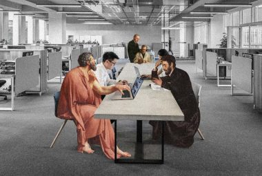 SHARVD: A Co-Working Yay Or Nay?
