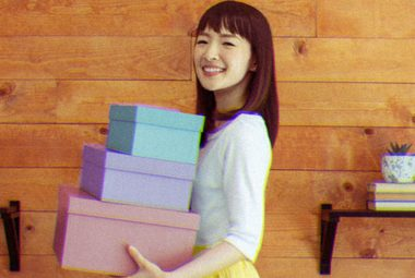 Tidying Up with Marie Kondo and What I Learned About Myself