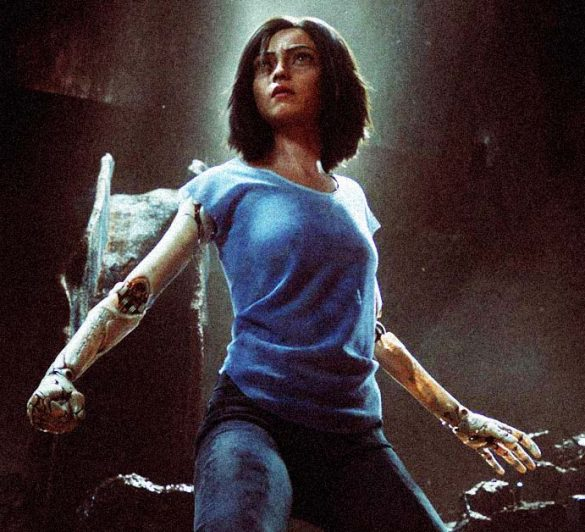 Alita: Battle Angel Isn't All That It's Cracked Up To Be