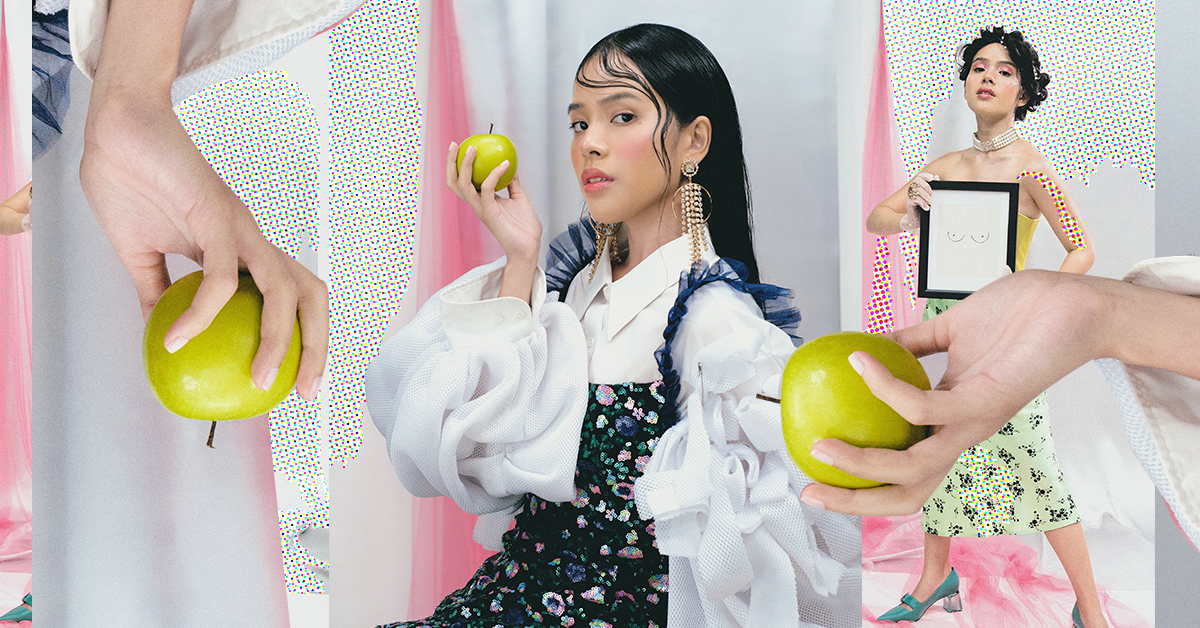 "Gabby Padilla Owns Everything in ""Treat Yo Self"" Cover Shoot"