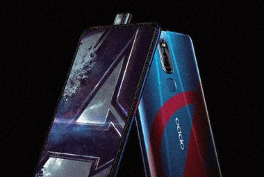 Eyes On The OPPO F11 Pro Marvel's Avengers Limited Edition