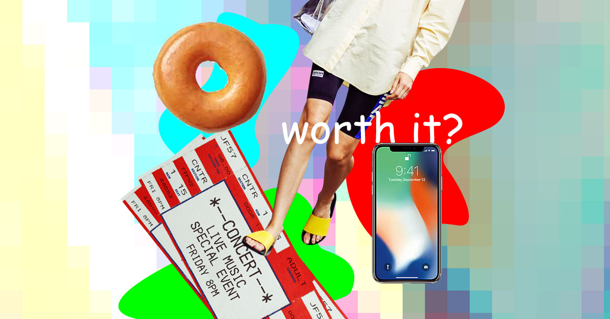 7 People On Their Biggest Splurges And If They Were Worth It