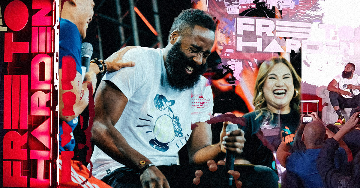 Not A Beard Exposé - James Harden Has Come To Stir The Pot on Wonder.ph