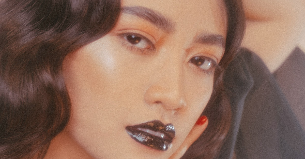 Karencitta Makes a Case for the Moodiest Lip Color Imaginable
