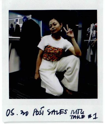 Post Sales Meeting Captured by the Fujifilm Instax Square SQ20