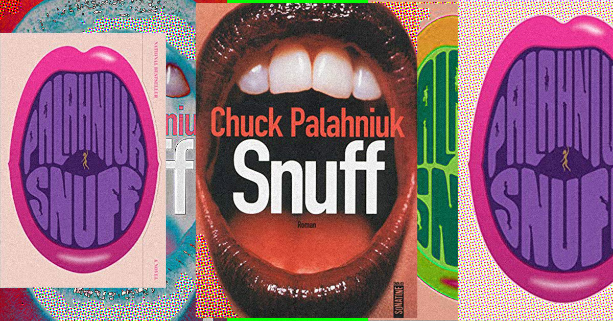 #Bookish: 5 Page-Turners from Chuck Palahniuk