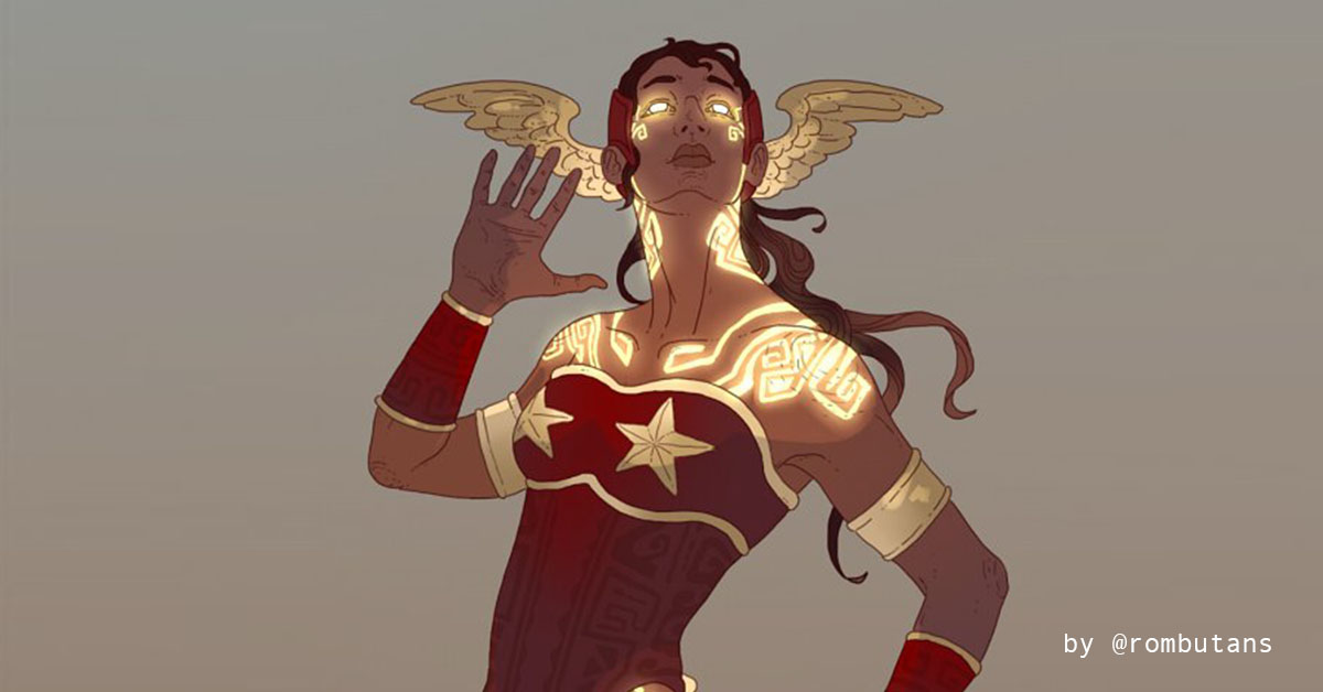 Filipino Artists Reimagine the Modern-Day Darna