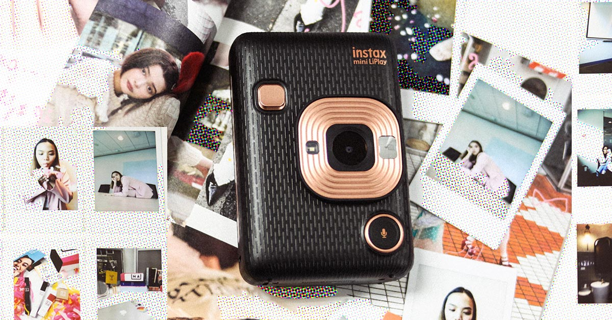 Your Ultimate Guide to The Fujifilm Instax Mini LiPlay