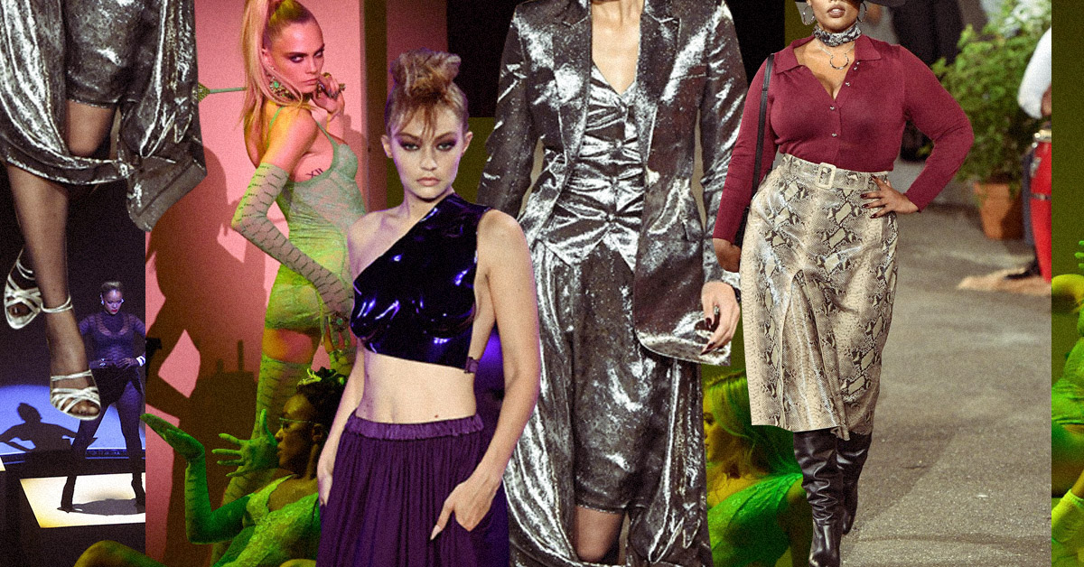 Trendspotting New York Fashion Week Spring Summer 2020 and the Political Statements We Just Can't Ignore