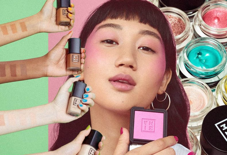 Meet 3INA, the Most Genuine Makeup Brand You'll Ever Meet