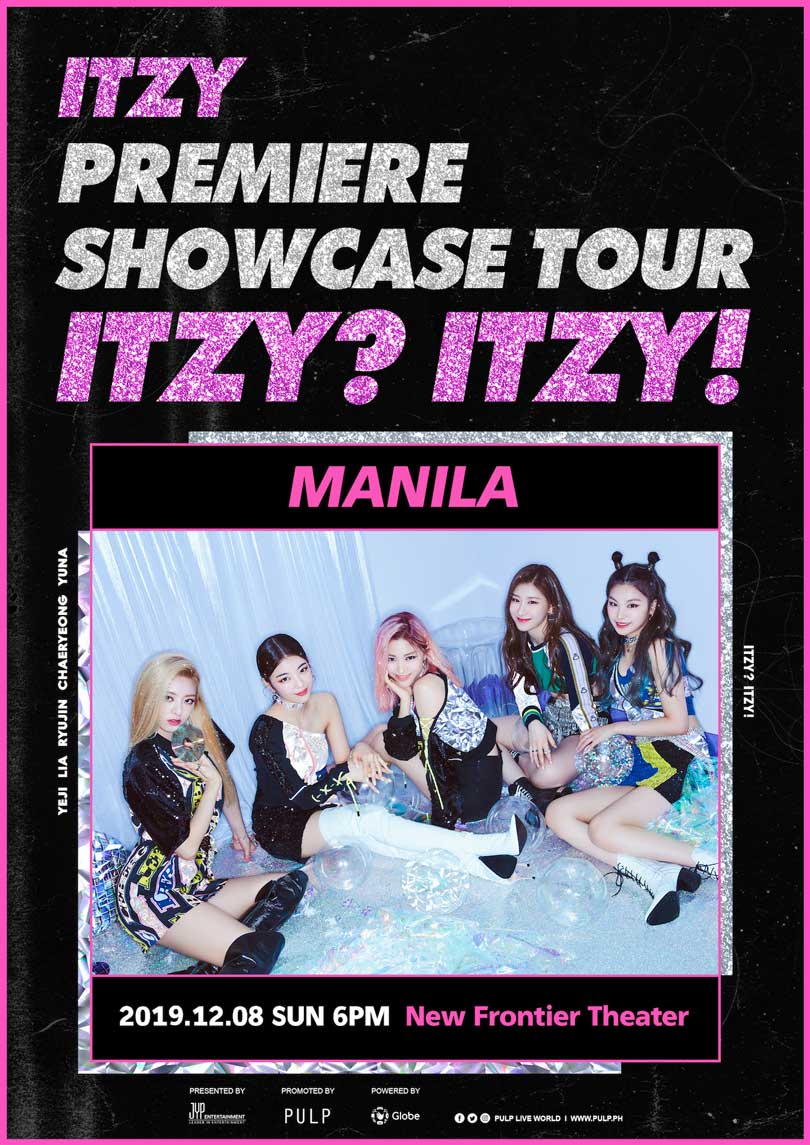 """Itzy """"Itzy? Itzy!"""" - upcoming k-pop shows in manila"""