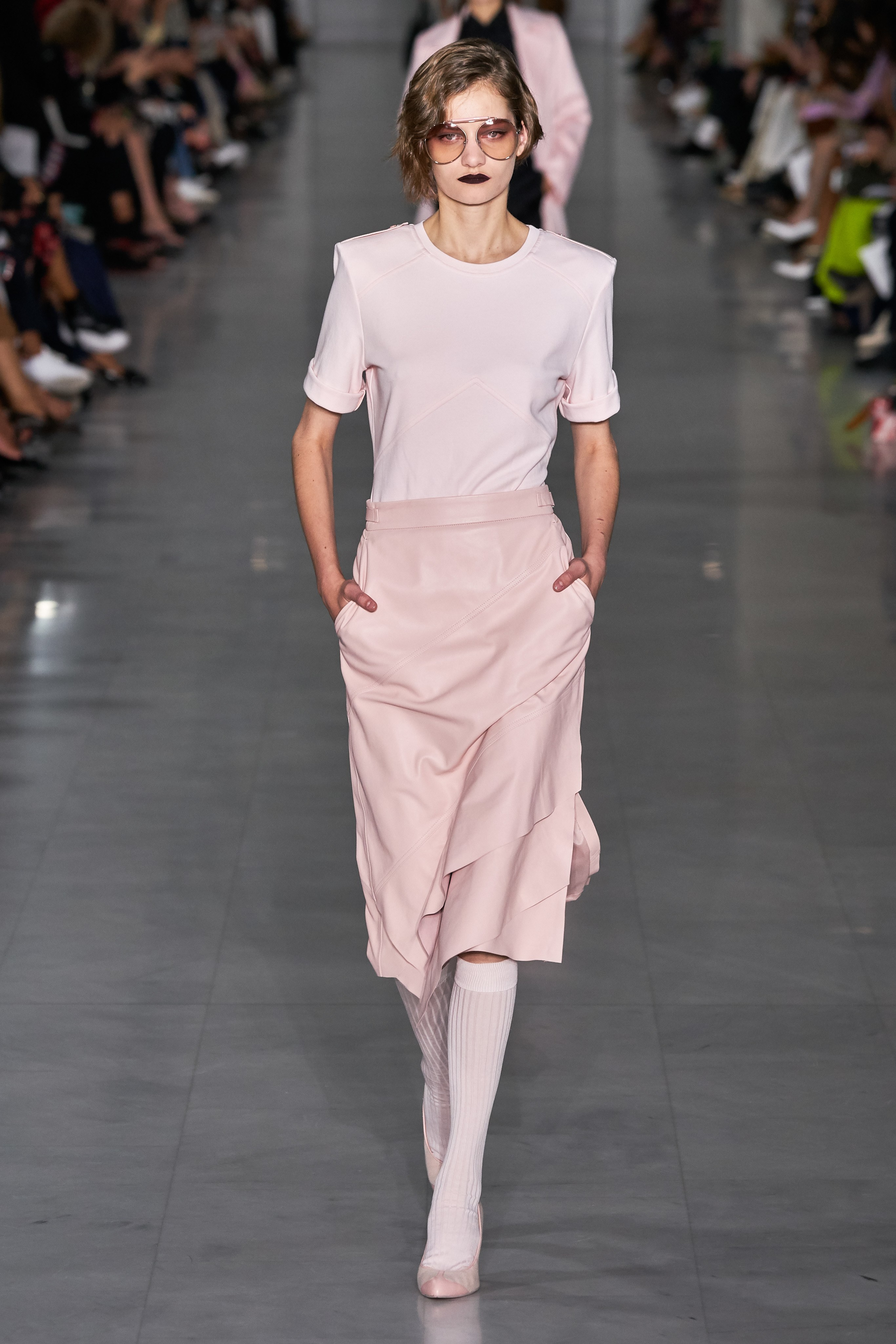 Notable Trends, a Lesson in Tact and Times A-Changing at Milan Fashion Week – Max Mara
