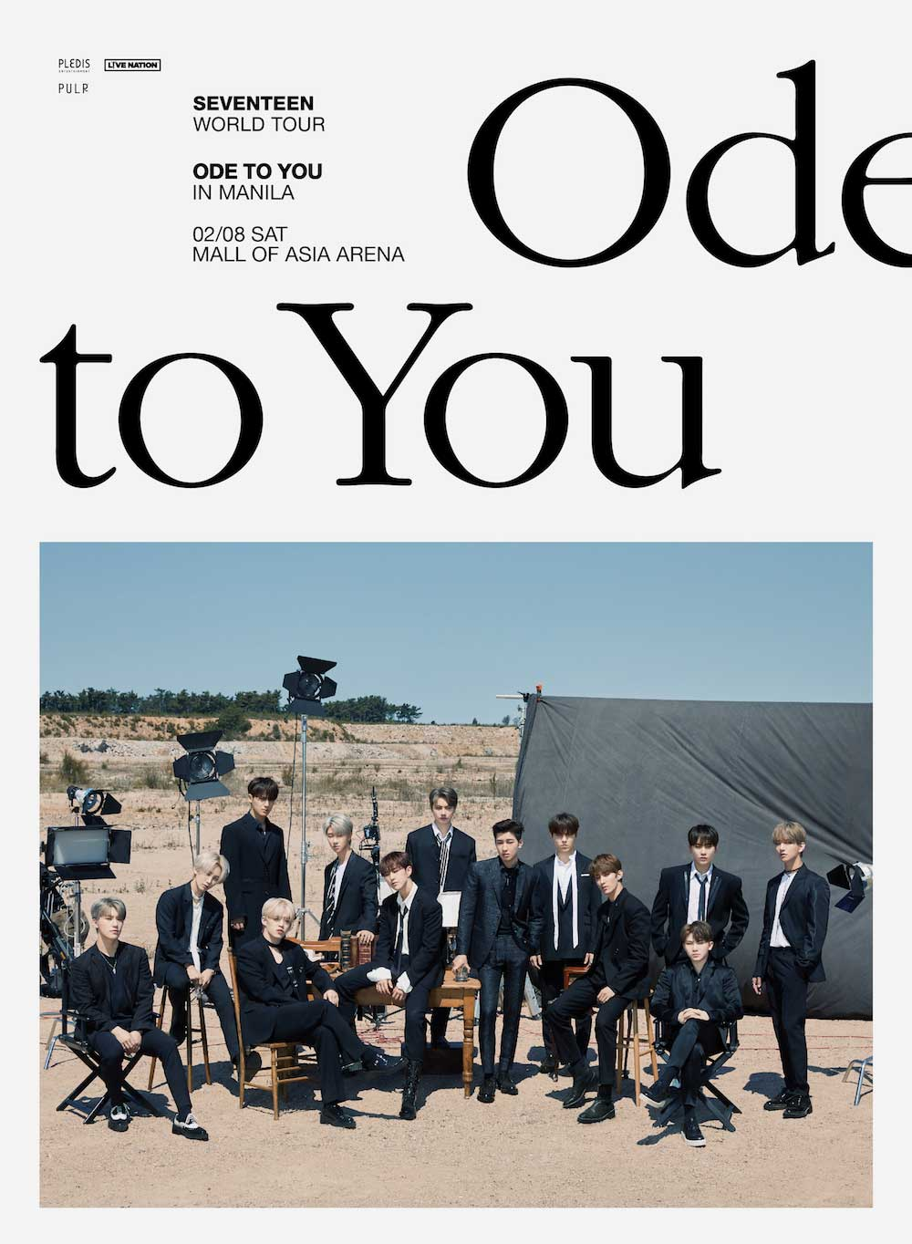 """Seventeen """"Ode to You"""" - upcoming k-pop shows in manila"""