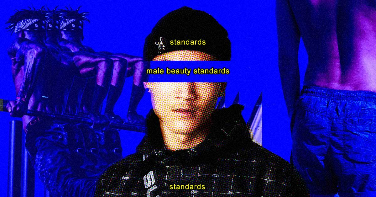 What Men Think Of Male Beauty Standards