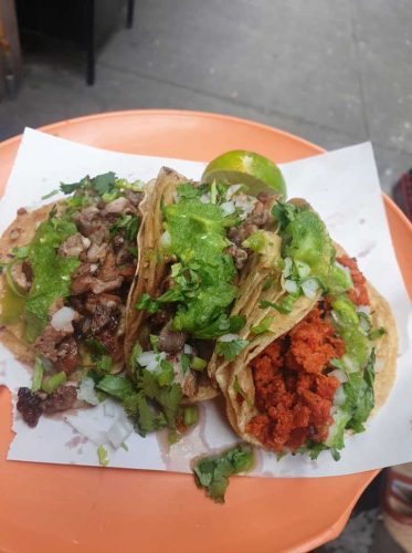 Mexico City Tacos - Wonder
