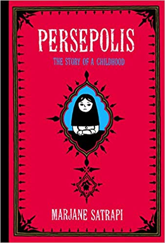best-graphic-novels-of-all-time-persepolis