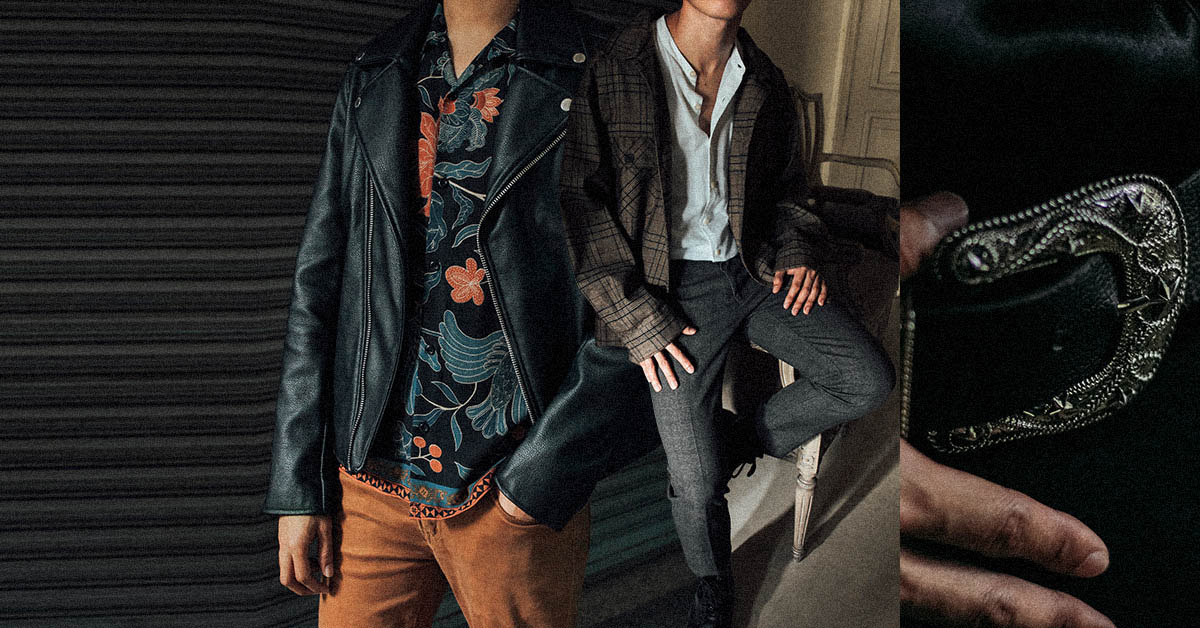 The Refreshed Rules of Casual Wear According to David Orbeta and Gian Salazar on Wonder.ph