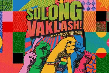 """#SulongVAKLASH Metro Manila Pride Reenergizes the Mantra """"Pride Is Rooted in Protest"""""""